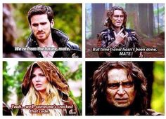 captain hook, emma swan, killian jones, once, once upon a time, rumpelstiltskin, rumplestiltskin, oncers