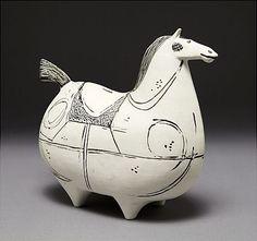My Paisley World: Stig Lindberg Horses