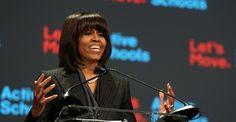 Michelle Obama, Erykah Badu Celebrate 'Black Girls Rock!' in New Jersey