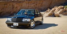 #1987 #Mercedes 109E 3.2 #AMG #MercedesBenzofHuntValley #BabyHammer