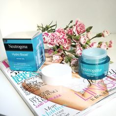 The science behind Neutrogena Hydro Boost Water Gel...