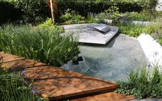 Chelsea Flower Show 2014 | RBC Waterscape garden
