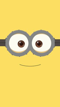 Looking for an iOS 7 Wallpaper and Lock Screen design that's a little out of the ordinary? Turn your phone into your FAVORITE Despicable Me character with this design by KevinConsen on deviantART