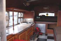 Image result for vintage camper interiors