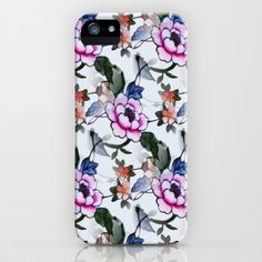 Antique Art Remastered iPhone & iPod Case by Rokin Art by RokinRonda - $35.00