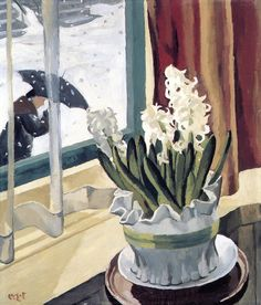 Edwin Holgate - At the Window