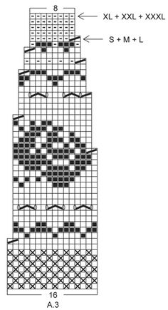 """Ruusukuvioinen DROPS kaarrokepusero """"Alpaca""""-langasta. Koot S-XXXL. ~ DROPS Design"""