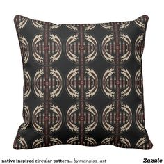 Discover Native pillows to accent your home. Browse our wide-range of designs on decorative & throw pillows and cushions or create your own pillows today! Circular Pattern, Compact Mirror, Custom Art, Decorative Throw Pillows, Nativity, Canvas Art, Cushions, Art Prints, Inspired