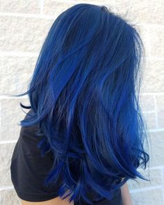 Electric blue :d