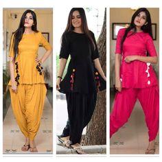 punjabi party wear salwar kameez dhoti shalwar readymade frock suit size L/XXL Pakistani Dress Design, Pakistani Dresses, Indian Dresses, Indian Outfits, Designer Party Wear Dresses, Kurti Designs Party Wear, Indian Designer Outfits, Dhoti Salwar Suits, Salwar Kurta