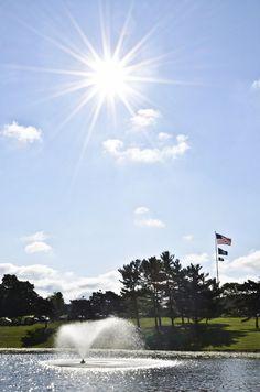 """A happy sky over Kellogg Community College in Battle Creek, Michigan."" - thalmanns, #Mashpics #Weather"