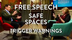 Christina Hoff Sommers on Trigger Warnings, Free Speech, and Safe Spaces...