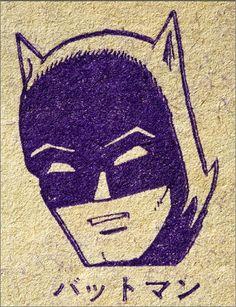Retro-bat :)