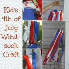 patriotic kid craft