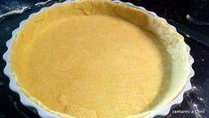 Receitas de Massa de Quiche - A tradicional - Muito fácil de fazer! Quiche Lorraine, Quiches, Food Design, Food Art, Buffet, Food And Drink, Low Carb, Cooking Recipes, Pasta