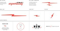 Reviewed: New Logo and Identity for Experticity by Attik