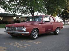 Plymouth Valiant Lovin' the wheels