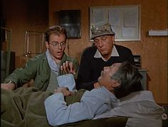 This site is also a really good M*A*S*H blog sit.. But it also has one of the biggest collection on M*A*S*H themed quizzes..like one just about Hawkeye or all about Radar.. Titles and true or false. Check it out and see how well you really know M*A*S*H -C