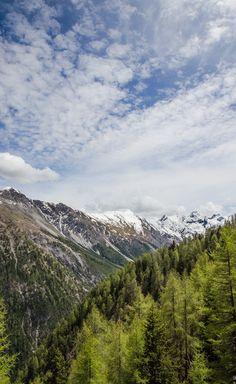 Swiss National Park, Grison, Switzerland - Landscapes of Switzerland