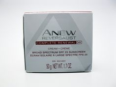 Anew Reversalist Complete Renewal Day Cream with SPF 25 >>> You can find more details by visiting the image link.