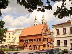Kaunas, Lithuania (by axhoppe)
