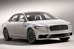 2017 Lincoln Continental '2016