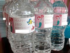Mom's Tot School: Little Mermaid Birthday Party!