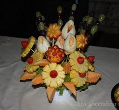 fruit centerpiece