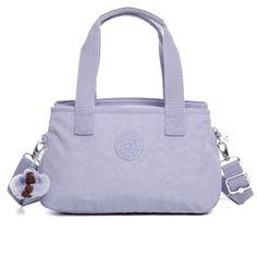 Willow Handbag in Lilac #Kipling