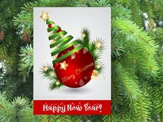 New Design!  Holiday Card  Holiday Festive by JLOriginalDesigns on Etsy, $10.00