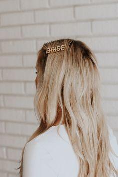 Bride Vibes Pearl Barrette – The Mine Co. #bridetobe #bride #2020bride #giftsforbrides #bachelorettegift #bridalshowergift #engagementgit #bridepearlletterclip #bridehairclip #bridehairpin #brideletterbarrette #brideletterbarette #brideletterhairpin #bridepearlhairaccessories #bridehairaccessories #themineco #bridevibespearlbarrette