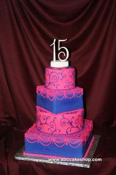 Nice quince cake idea