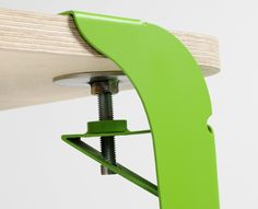 DETAIL // clamped-table-by-ryan-sorrell2 | Flickr - Photo Sharing!