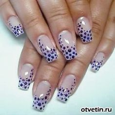 French dots
