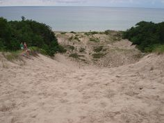 i cannot fathom the fact that six months from now, i will be at the top of this dune for the very last time