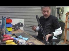 A quick video on cleaning and lubrication of the Kalashnikov rifle Kalashnikov Rifle, Ak 74, Assault Rifle, Contents, Weapon, Guns, Essentials, Youtube, Weapons Guns