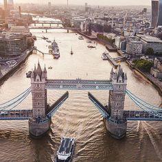 This. Is. London. ❤️ || @bemorephotos || #thisislondon #towerbridge