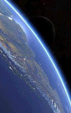Planet Earth from Space. Credit: NASA