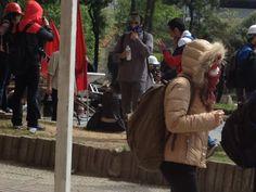 #1Mayıs barbaros bulvarı'na barikat kuruldu