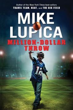 Eighth-grade star quarterback Nate Brodie's family is feeling the stress of the troubled economy, and Nate is frantic because his best friend Abby is going blind, so when he gets a chance to win a million dollars if he can complete a pass during the halftime of a New England Patriot's game, he is nearly overwhelmed by the pressure to succeed.  FIC LUP