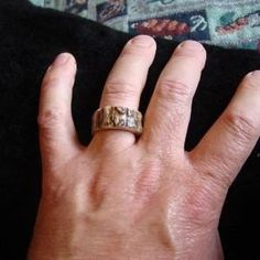 antler ring how to