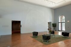 Illusionary Room Paintings Look Like Cast Shadows by Mary Temple