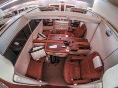 Des suites dans un A380 avec Singapour Airlines suites dans un a380 singapour airlines cabine luxe 2