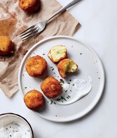 Mashed Potato Croquettes Crispy yet creamy, these croquettes might make mashed potatoes better the second time around.