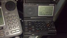 DX'pedition: Radio Cultura Ondas Manaus 4845 kHz, Brazil; Sony ICF-SW100