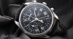 LONGINES Master Collection Chronograph Moonphase / Ref.L2.673.4.51.7
