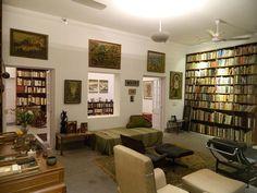 Indira Gandhi's study room, Indira Gandhi Memorial Museum, New Delhi