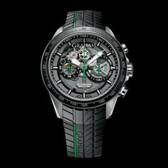 Graham Silverston RS Skeleton 2STAC2.B01A - watch face view