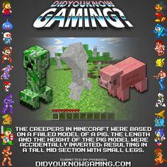 Minecraft. http://www.vgfacts.com/trivia/636/