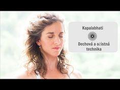 Kapalabhati - dechová i očistná technika Reiki, Workout, Youtube, Channel, Sport, Diet, Work Outs, Sports, Youtube Movies